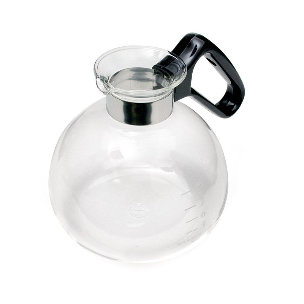 Yama Siphon Bottom Glass Replacement - 8 Cup (Stovetop)